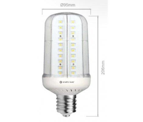 MASTER 30W E27/E40 220V 360º LED de Beneito Faure - Blanco cálido, E40, 30W: Amazon.es: Iluminación