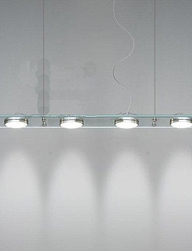 DXZMBDM® 5 Traditionell-Klassisch / Rustikal/ Ländlich / Vintage / Retro / Rustikal LED Galvanisierung Metall PendelleuchtenWohnzimmer / , warm white-220-240v