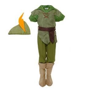 Disney Original Peter Pan Kostüm Für Kinder Alter 7 8 Jahre