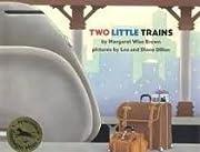 Two little trains por Margaret Wise Brown