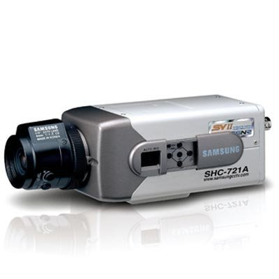 "Cámara de Vigilancia SAMSUNG SHC-721A 1/3"" - Para Baja Visibilidad -"