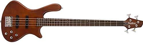 Washburn Taurus T24 Electric Bass J/J – Brown with Gig Bag