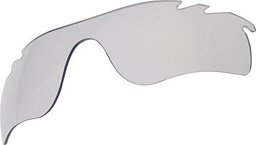 Zero Replacement Lenses For Oakley Radarlock Path Sunglasses Clear Grey - Lenses Zero Replacement Oakley