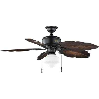 Iron 52 Inch Ceiling Fan - 5