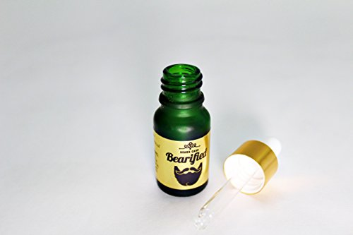 Beard and Hair Oil - Sassy Lumbersexual by Bearified Products