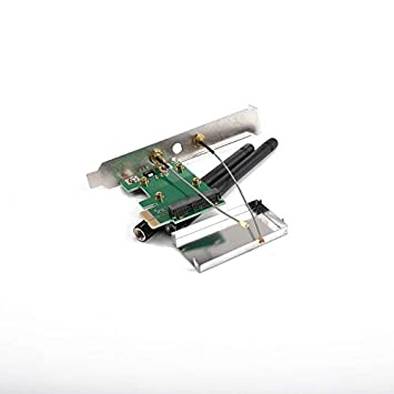 creatspaceES 802.11n Mini Wireless WiFi PCI-E a Mini PCI PCI ...