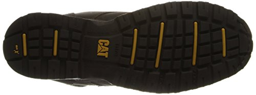Caterpillar Women's Kenzie Steel Toe Work Boot, Bark, 9 M US by Caterpillar (Image #3)