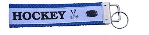 Charm Mom Hockey - Infinity Collection Hockey Gift, Hockey Keychain, Hockey Jewelry, Hockey Charm Keychain for Hockey Players, Hockey Moms & Coaches