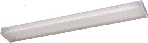 Minka Lavery 1011-44-PL, 2 Light Utility, White by Minka Lavery