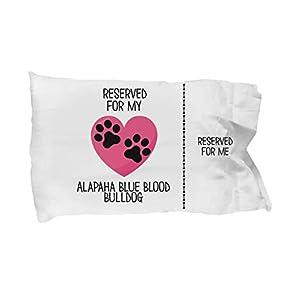 Alapaha Blue Blood Bulldog Pillow Cases, Funny Gift for Alapaha Blue Blood Bulldog Owners, Alapaha Blue Blood Bulldog Dog Lover Gift, Reserved for My 41