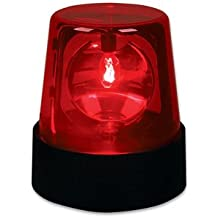 Police Beacon Light - Red - 1 piece