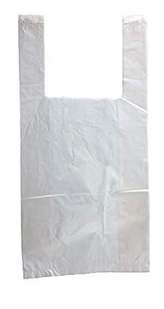 Paquete de 100 bolsas de plástico 6 x 3 x 12. Bolsa lisa ...