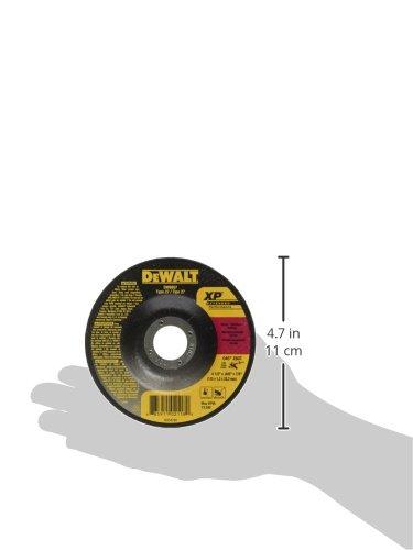 DEWALT DW8857 XP DC Cutoff Wheel 4-1//2-Inch X .045-Inch X 7//8-Inch