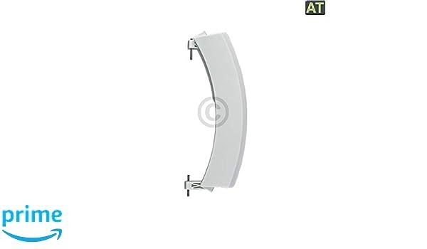 Blanco con ejes Tirador de puerta para Bosch Lavadora equivalente ...