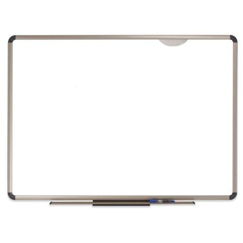 (Quartet Prestige Plus Premium Porcelain Whiteboard, 6 x 4 Feet, Euro Frame (P567T))