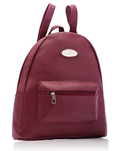Fostelo Women's Ellie Backpack (Maroon)