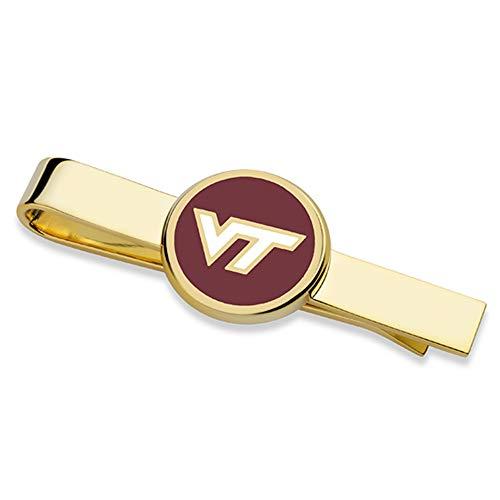 M. LA HART Virginia Tech Tie Clip