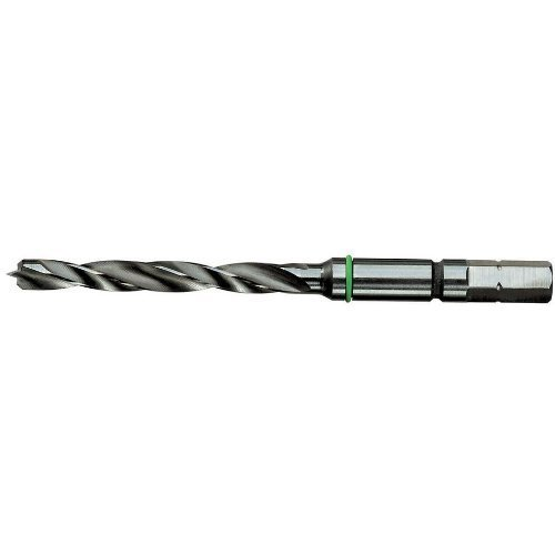 Festool 492518 Centrotec HSS Brad-point Drill Bit, 10mm