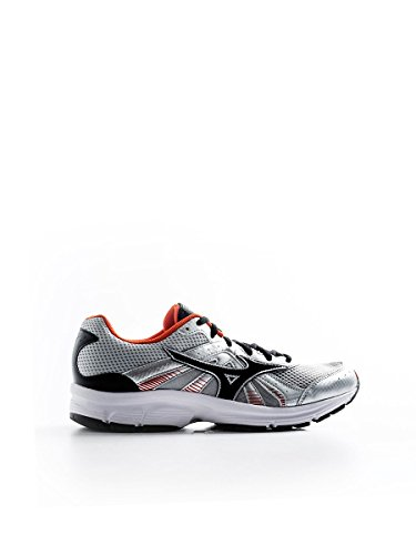 Mizuno - Zapatillas de running para hombre plata plata plata plata Talla:xx-large