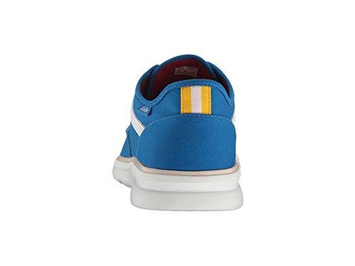 Vans Mens Iso 2 Tweed Casual Shoes (1966) Blue / True White