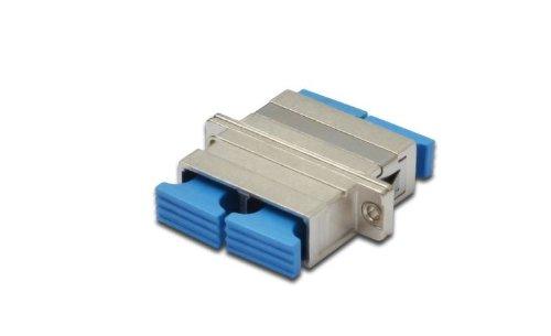 (Digitus SC / PC Duplex Coupler. Metal Zirconia Ceramic Sleeve., DN-96013-1 (Zirconia Ceramic Sleeve. Metal housing.))