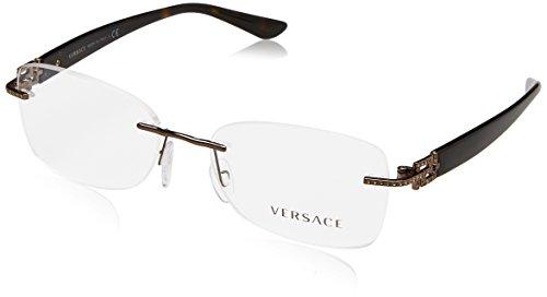 Versace Women's VE1225B Eyeglasses Copper 53mm by Versace