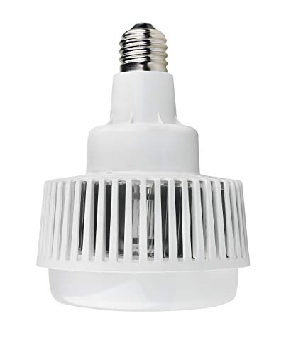 (13500 Lumens Mogul Base E39 LED Bulb, 250W-400W MH/HID Replacement, 100W UFO High Bay LED Light, 5000K LED Shop Light with Frosted Lens, Industrial,Commercial,Warehouse,Garage,Gymnasium(UL-Listed) )