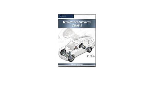 Tecnicas Del Automovil. Chasis. PRECIO EN DOLARES: José Manuel Alonso Pérez., 1 TOMO: Amazon.com: Books
