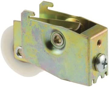 D1556 CRL 1-1//2 Nylon Sliding Glass Door Roller With 15//16 Wide Housing for Northrop Doors