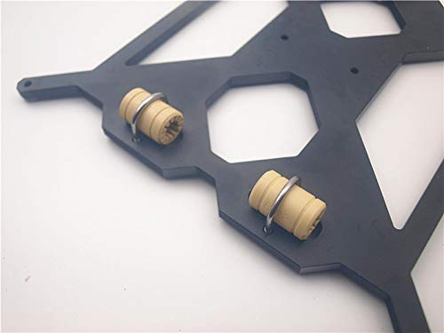 Amazon.com: Impresora 3D – Pernos en U de acero inoxidable + ...