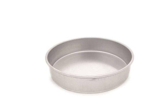 Parrish Magic Line 13 x 2 Inch Round Aluminum Cake Pan