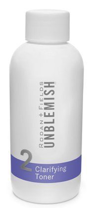 Rodan and Fields Unblemish Clarifying Toner Step 2