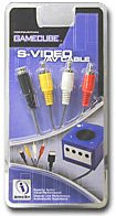 InterAct GCAVCABLE A/V Cable / S-Video Cable for Nintendo GameCube ()
