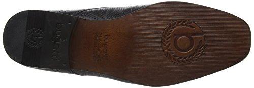 Bugatti 311131021000 - Zapatos de cordones derby Hombre Negro - Schwarz (schwarz 1000)