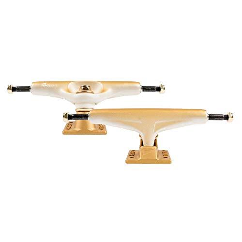テンサー (TENSORTRUCKS) MAGLITE GOLD/WHITE FADE 5.25   B07K9Q8PR3