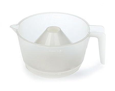 Anti-lavado más de apta para microondas jarra para salsas ...