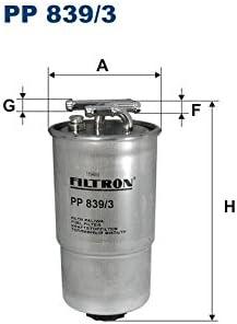 Filtron PP839//9 Inyecci/ón de Combustible