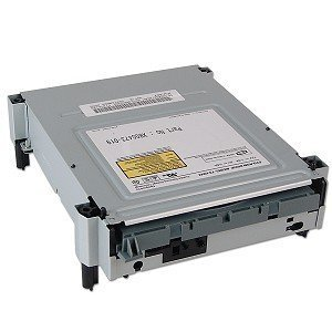 Samsung TS-H943 Replacement DVD drive for XBox 360, MS28 Version (Xbox 360 Replace Drive Dvd)