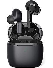 EarFun Air Bluetooth® HiFi In Ear headset In Ear Headset, Lautstärkeregelung, Noise Cancelling,