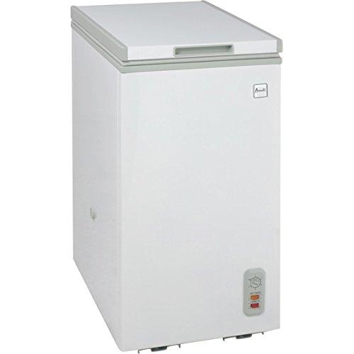 Avanti CF6216E Chest Freezer, 2.1 cu. ft, White