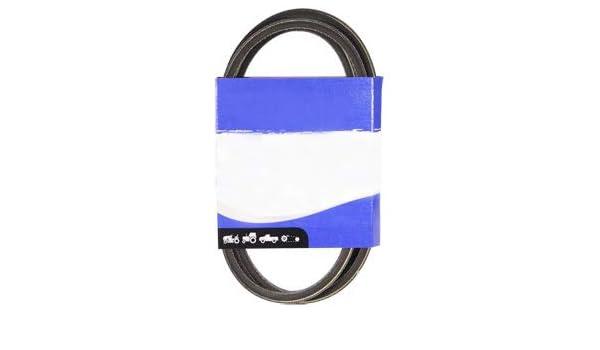 Rubber 5//8 x 154 D/&D PowerDrive 1-653368 Snapper EXMARK Kees Replacement Belt B Section