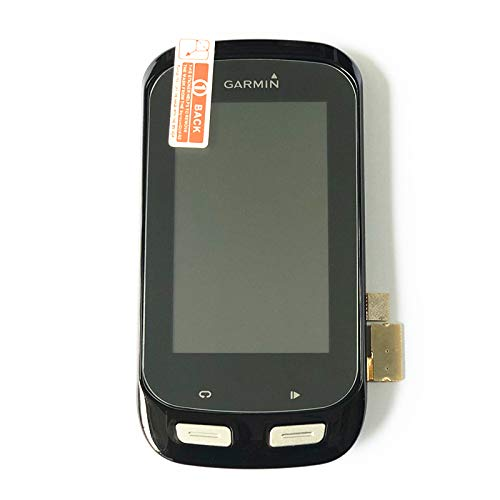 - Original Complete LCD Screen for Garmin Edge 1000 Bicycle GPS LCD Display Screen with Touch Screen digitizer Repair Replacement