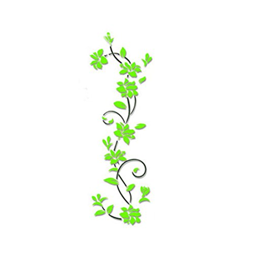 Wall Sticker,Fheaven New Year You A Merry Christmas Removable Wall Sticker Home Shop Window Decals Decor (green)