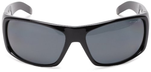 AN4179 Polargray LA PISTOLA Black Noir Arnette Sonnenbrille qPY0t0