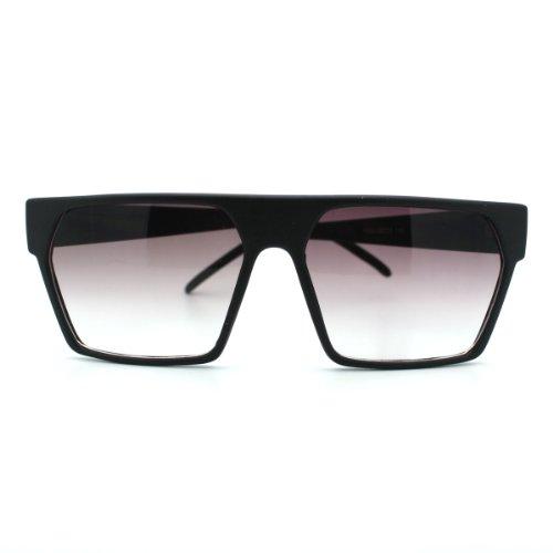 Futuristic Mobster Geometic Angular Sunglasses