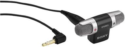 3.5 ECM-DS70P Elektret-Kondensator-Wireless Stereo-Mikrofon für Sony DL