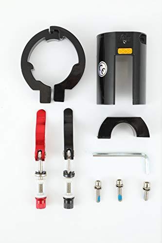Monorim Blocco meccanismo Pieghevole in Alluminio per impieghi gravosi X-Lock per Xiaomi M365, M365 PRO, 1S, PRO 2 3 spesavip