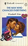 The Man Who Changed Everything, Elizabeth Sites, 037319059X