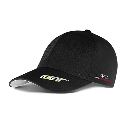 Ford Lifestyle Collection New Genuine Black GT Baseball Cap Hat 35021457