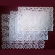 Paper Doyleys - Lace Tray Paper - Price per 1000 Large
